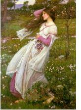 Windflowers (1903) - John William Waterhouse